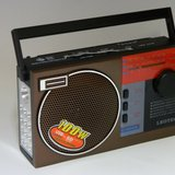 Radio MP3 portabil Leotec LT-311UAR